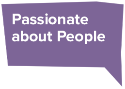Passionate about People
